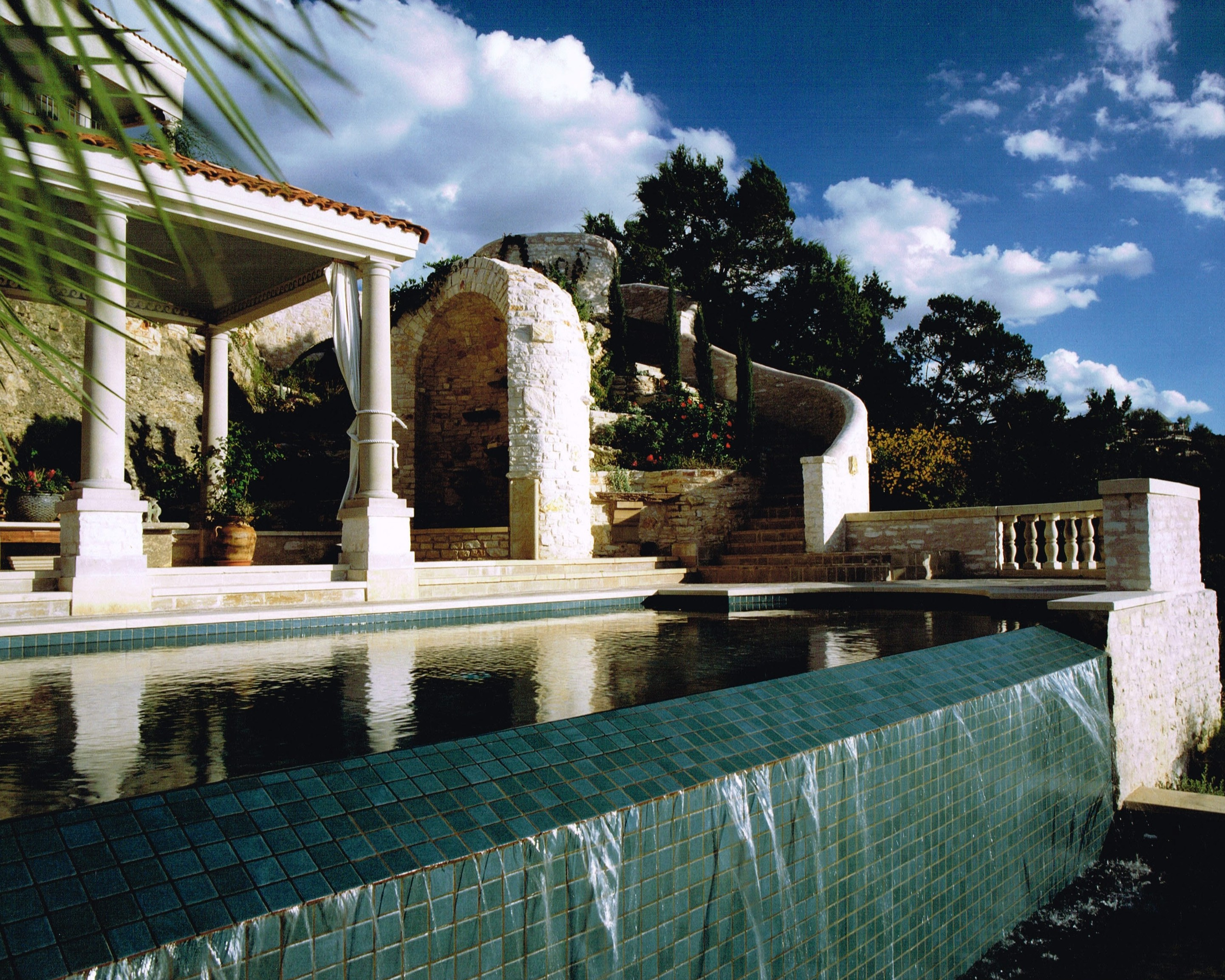 Gallery reliant pools pool builder austin tx for Pool design austin