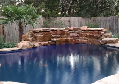 Austin Texas Circle C Swimming Pool and Spa 2