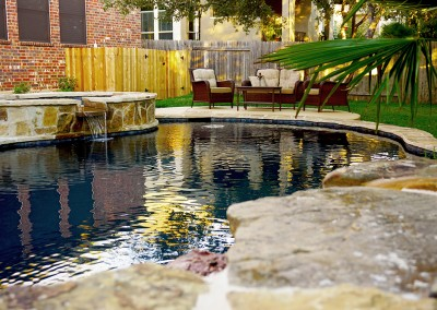 Austin Texas Circle C Swimming Pool and Spa