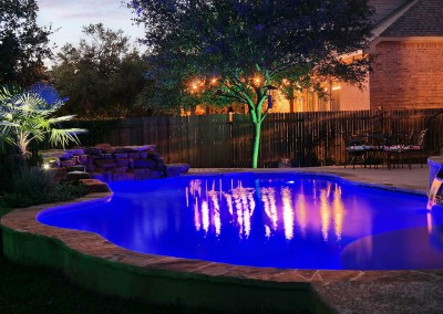 Austin Texas Circle C Swimming Pool and Spa 5