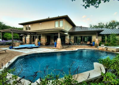 Austin Texas Rob Roy Swimming Pool Remodel 3