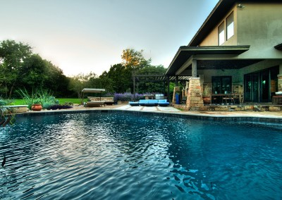 Austin Texas Rob Roy Swimming Pool Remodel 4