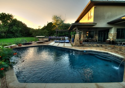 Austin Texas Rob Roy Swimming Pool Remodel
