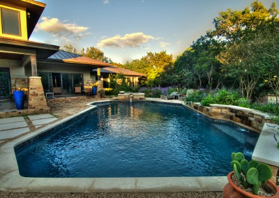 Austin Texas Rob Roy Swimming Pool Remodel 5