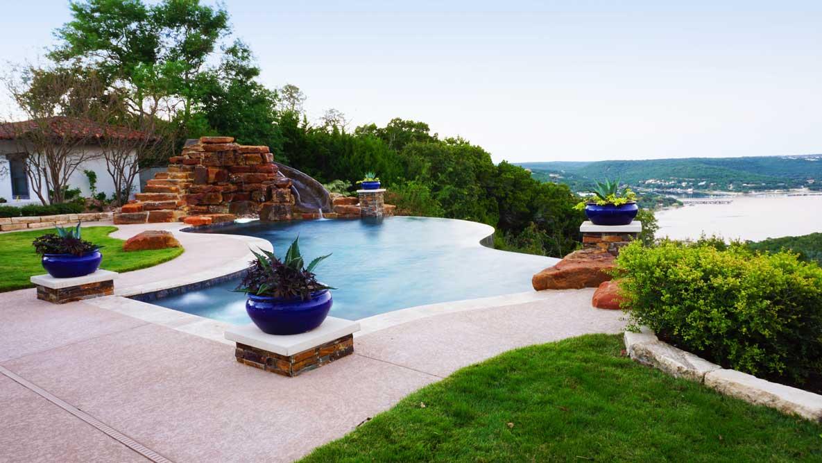 Gallery Reliant Pools Austin S Custom Pool Builder