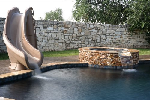 3 Things You Need to Know About Adding a Slide to Your Austin TX Pool