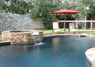 Cedar Park Swimming Pool Spa and Slide 3