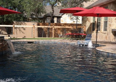 Cedar Park Swimming Pool Spa and Slide 5