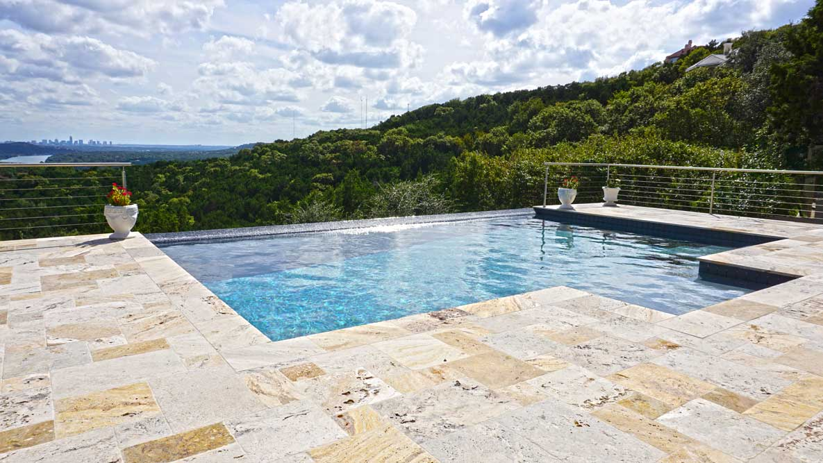 Faux-Negative-Edge-Pool-Austin-Texas - Reliant Pools Austin\'s Custom ...