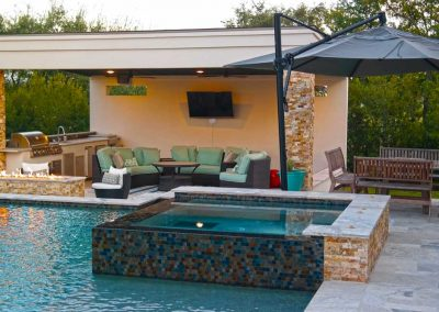 Fire-Feature-Cabana-Pool-Builder-Austin