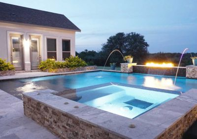 Fire-Feature-Spa-Pool-House-Austin-Texas