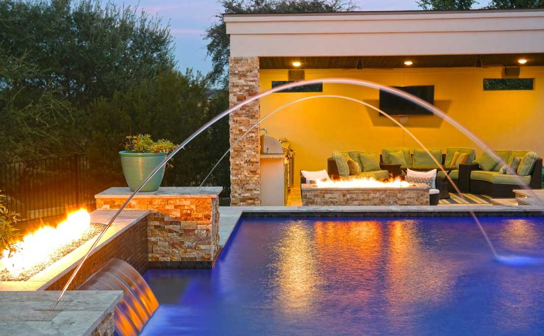 Planning Tips for Nighttime Use of Your Austin Swimming Pool