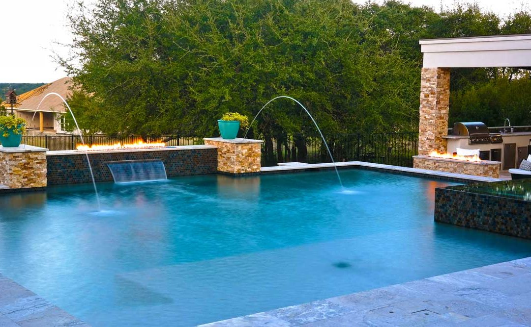 How to Choose the Shape of Your Pool in Austin TX