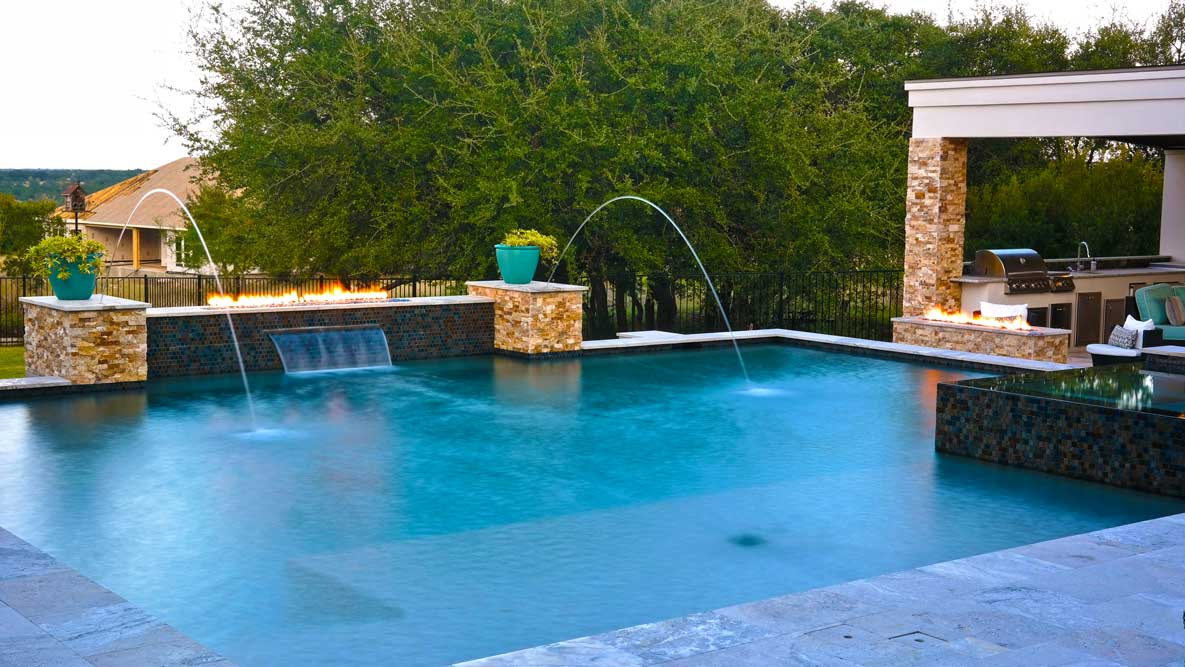 Gallery Reliant Pools Austin 39 S Custom Pool Builder Pool Builders Austin Tx