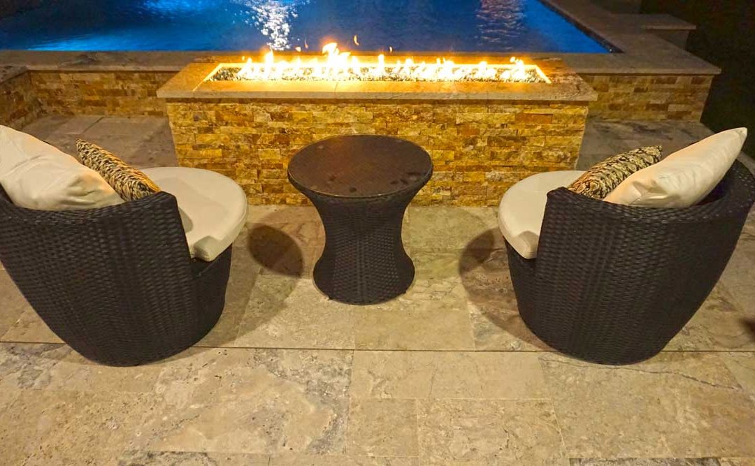 Tips For Incorporating a Fire Pit in Your Austin Backyard