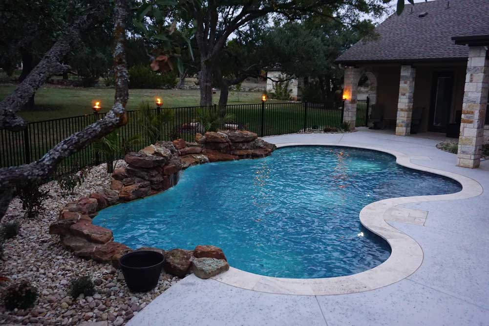 Gallery Reliant Pools Austin 39 S Custom Pool Builder Pool Builders Austin Tx