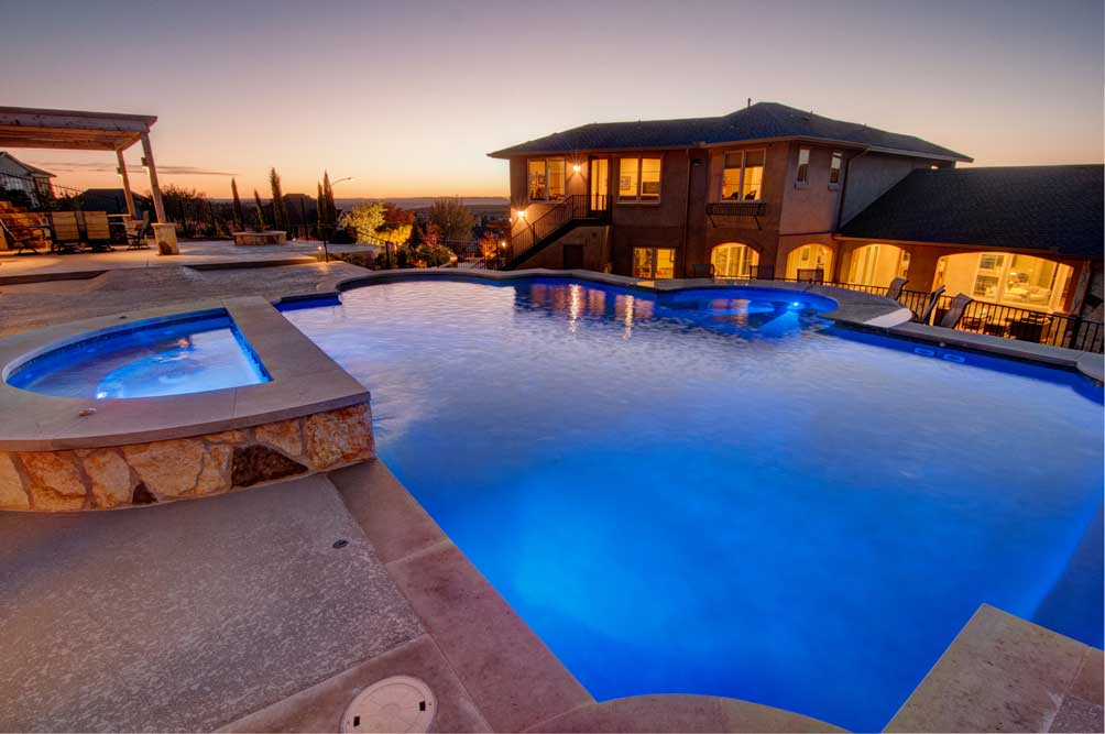Gallery - Reliant Pools Austin's Custom Pool Builder