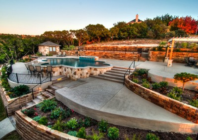 River Place in Austin Texas Swimming Pool Complex 4