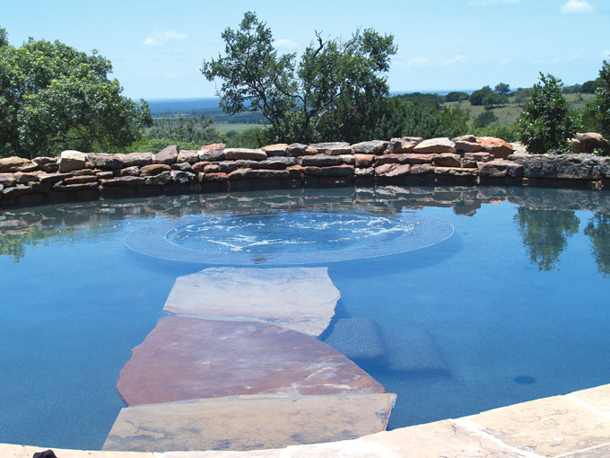 Round Rock Custom Pool Builder Reliant Pools Austin 39 S