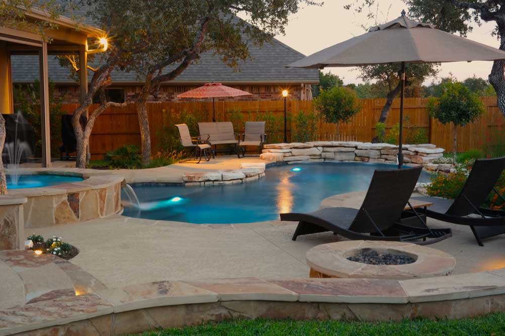 Gallery Austin Pool Builders Reliant Pools Austin S