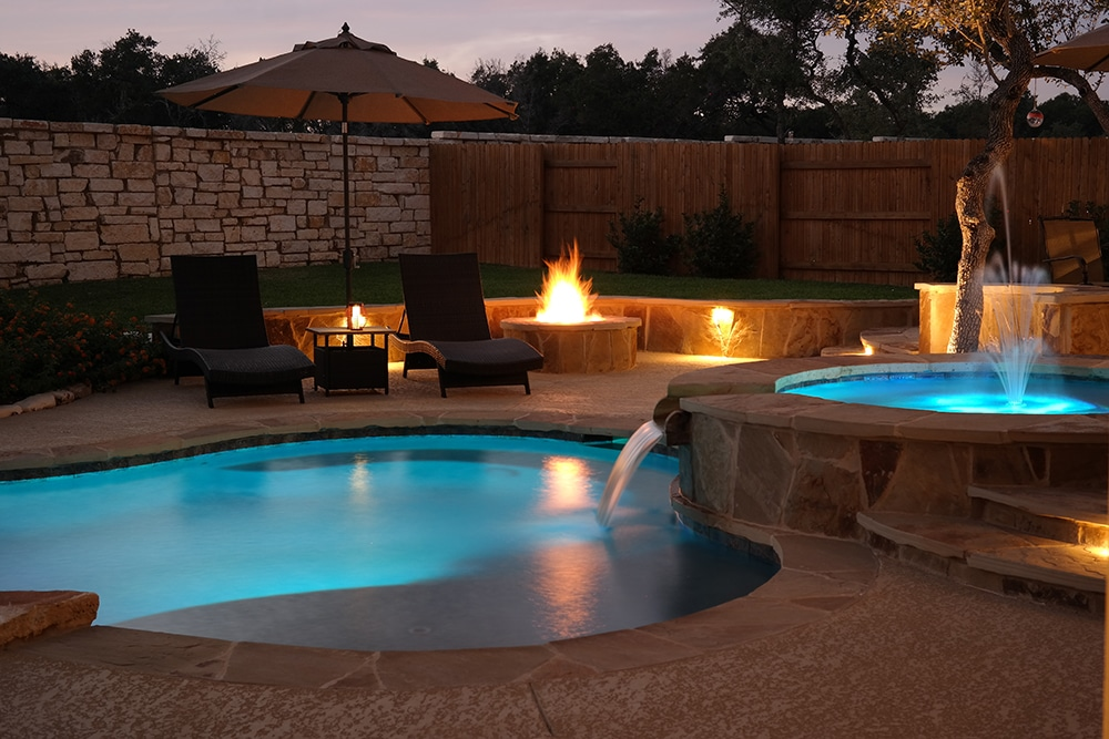 gallery reliant pools austin 39 s custom pool builder. Black Bedroom Furniture Sets. Home Design Ideas