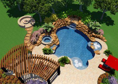 Austin Pool Building Construction