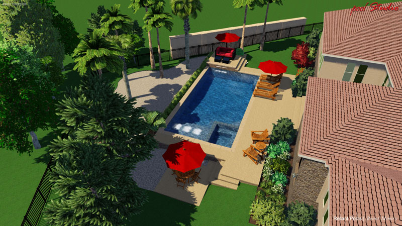 Creating Privacy For Your Swimming Pool in Austin, TX