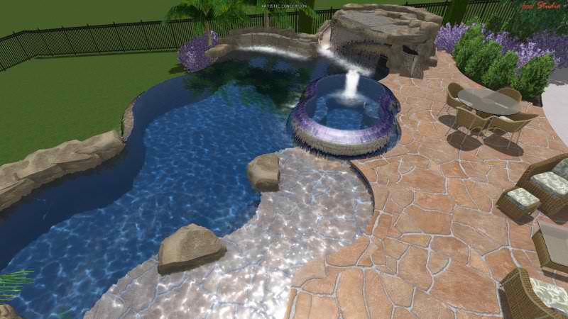 Swimming Pool Builders Round Rock Tx Reliant Pools