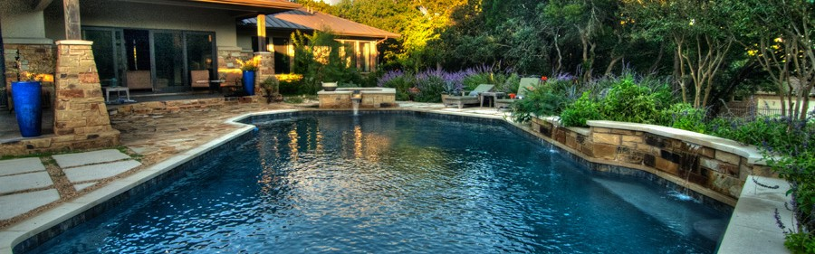 Round Rock Texas pool builders