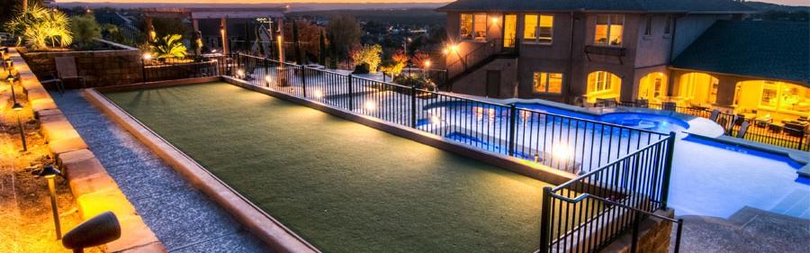 Swimming Pool Build in Austin 2014