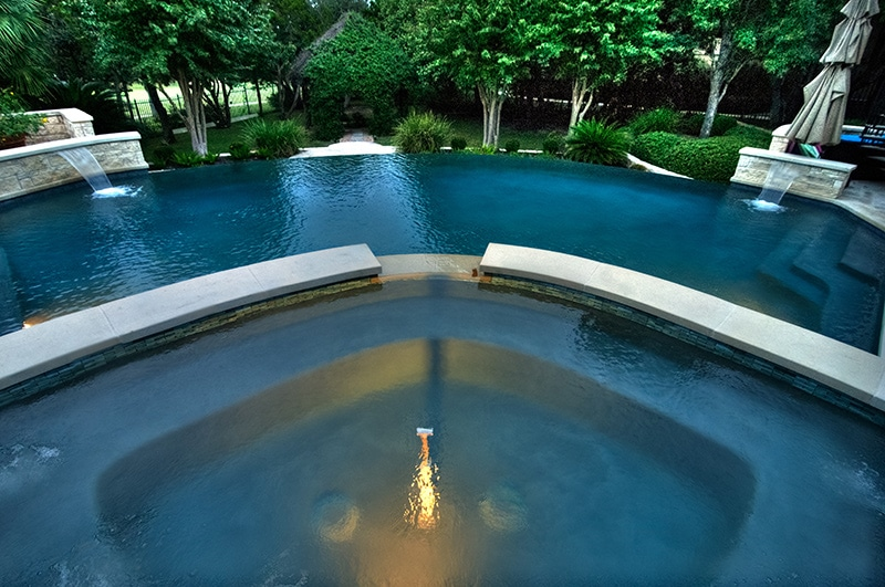 Barton4 Reliant Pools Austin 39 S Custom Pool Builder Pool Builders Austin Tx