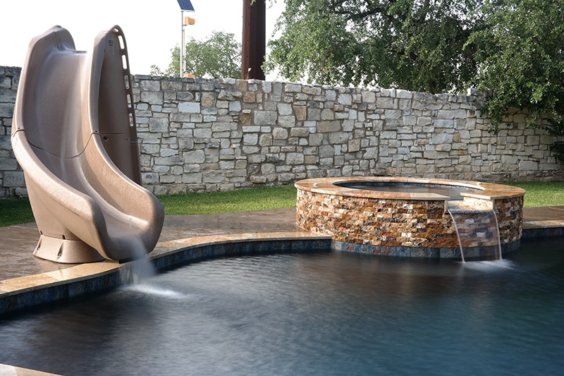 Sikes4 Reliant Pools Austin 39 S Custom Pool Builder Pool Builders Austin Tx