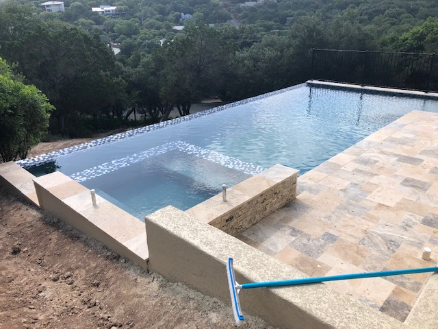 How Long Will it Take to Build Your Austin, TX Pool?